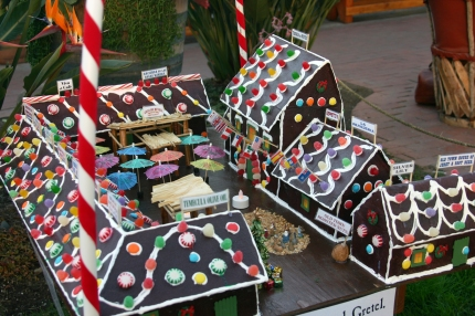 Gingerbread houses have been around for hundreds of years. The first gingerbread is thought to have been made by Catholic monks in Europe for special holidays and festivals. England, France, and especially Germany were known to eat and celebrate with gingerbread treats.