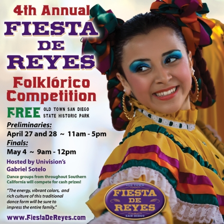 folklorico competition 2013